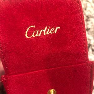 Cartier jewelry keeper or travel box